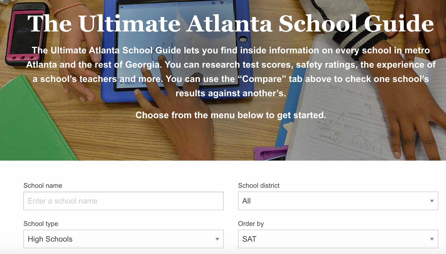 Ultimate Atlanta School Guide